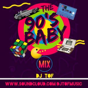 Early 90s Old School Dj Mix - HipHop & RnB