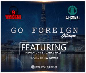 DJ Komet – Hip-hop, R&B and Dance Hall Mixtape 2020