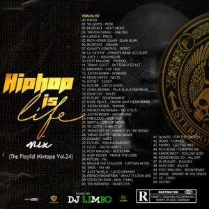 DJ Limbo – HipHop is life Mix (Hip Hop Mixtape vol.24)