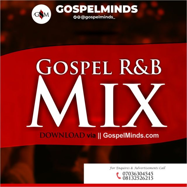 Gospel R&B Mixtape