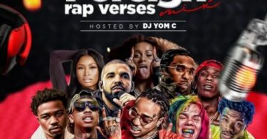 Download Best Foreign Rap Verses Mix 2.0 (Hot Rap Songs DJ Mixtape)
