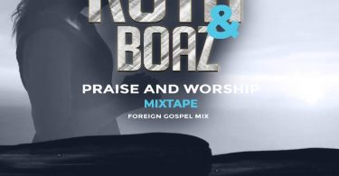 Foreign Gospel Mixtape By Evan Chuks (Best American Worship Mix)
