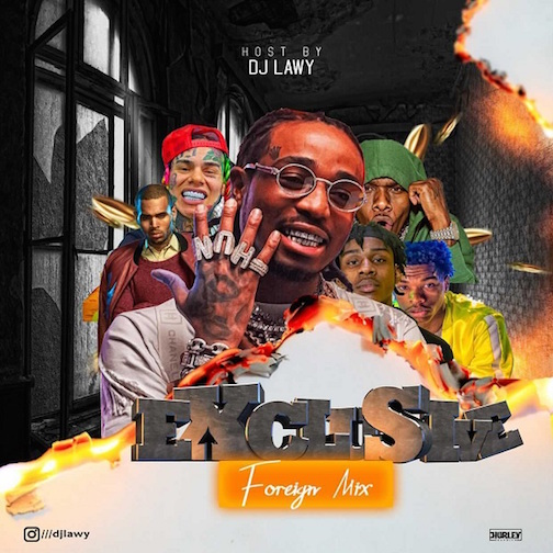 DJ Lawy  Nonstop Foreign Song Selection Mixtape