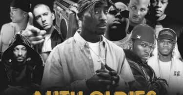 Old Hiphop Skul DJ Mix - Early 90's Hip Hop Oldies DJ Mix